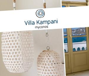 Villa Kampani Myconos